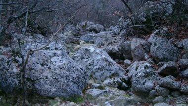Каньон Боса — Чёртова лестница — Забайдарье