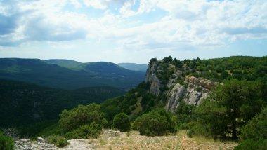 Родное — хребет Кая-Баю — Черноречье