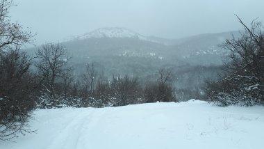 Передовое — Кабаний перевал