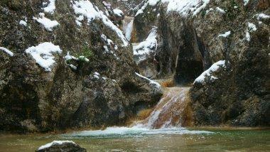 По водопадам Байдарской долины